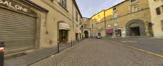 Immagine del virtual tour 'Via Garibaldi'