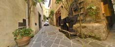 Immagine del virtual tour 'Via Gualviero Michelangeli - Bottega Michelangeli'